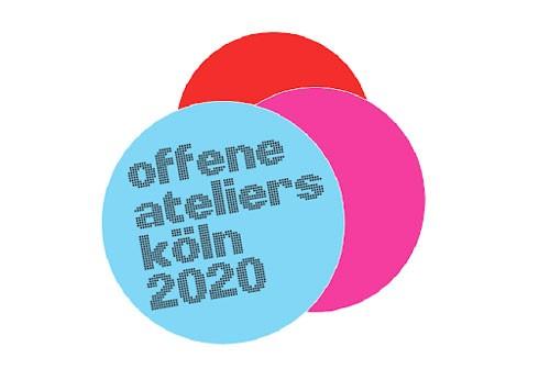 Logo Offene Ateliers Köln 2020