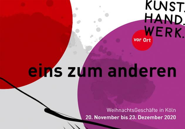 Angewandte Kunst Köln (AKK): eins zum anderen
