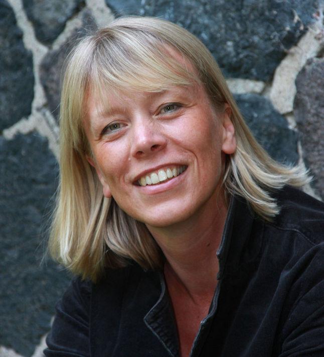 Porträt von Barbara jahn